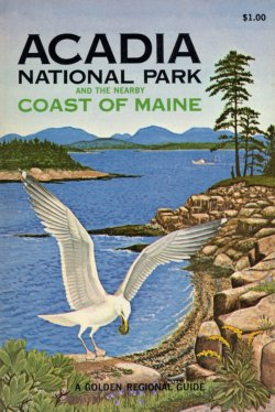 Acadia National Park Golden Guide