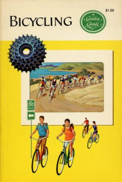 Bicycling Golden Guide