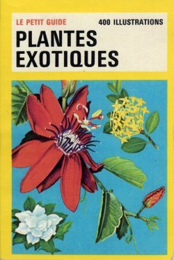 French Exotic Plants Golden Guide