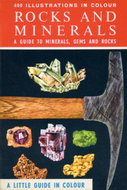 British Rocks and Minerals Golden Guide