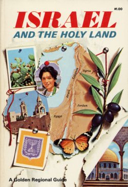 Israel & The Holy Land Golden Guide