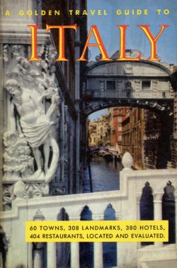 Italy Golden Travel Guide