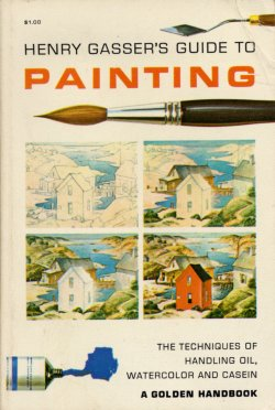 Gasser's Painting Golden Guide